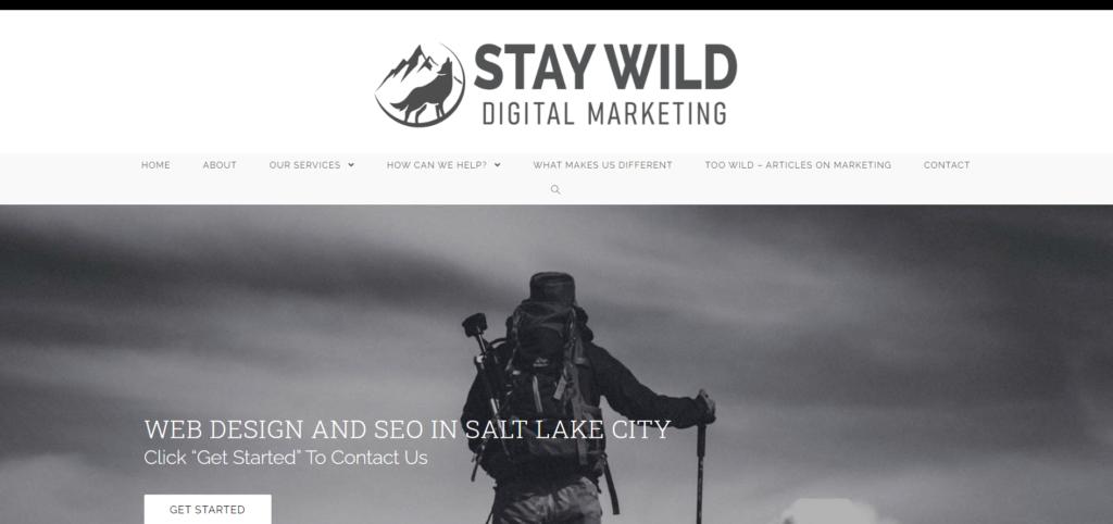 Stay Wild Digital Marketing