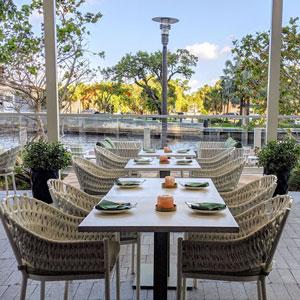 Salt7 Fort Lauderdale Restaurant Photography