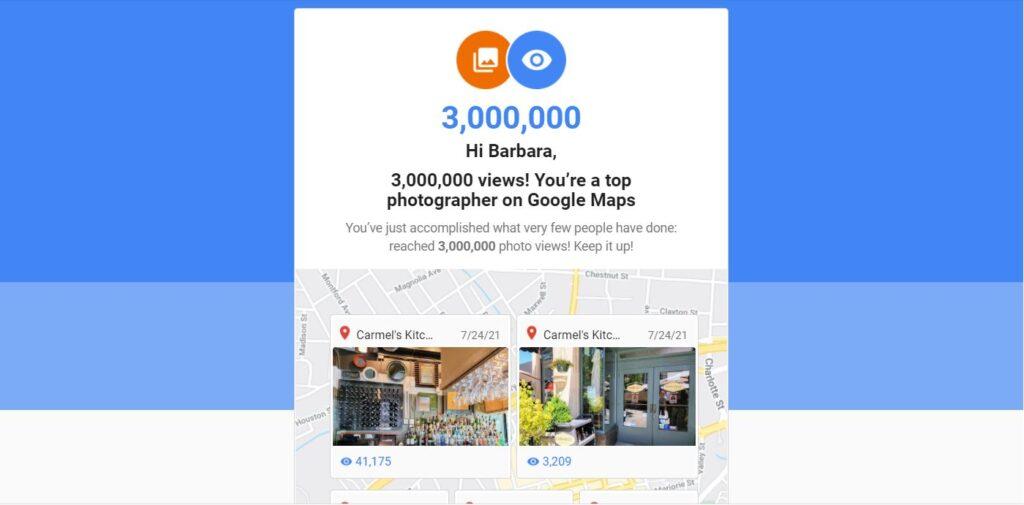 Top Google Photographer